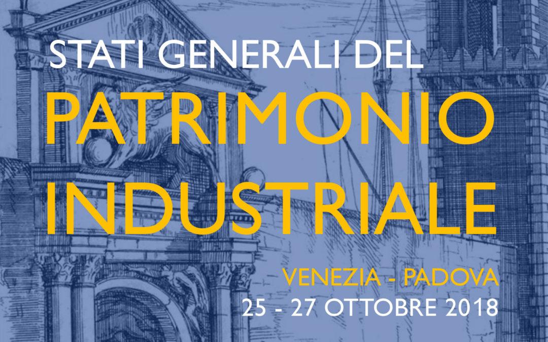 Stati Generali del Patrimonio Industriale