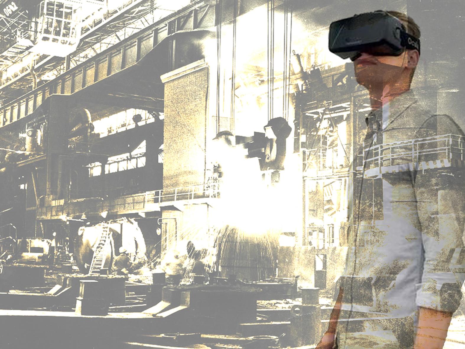 IRON VALLEY_visori realtà aumentata