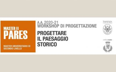 Al via il Workshop di progettazione Progettare il paesaggio storico